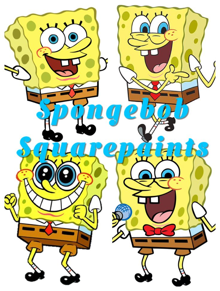 Spongebob Squarepaints