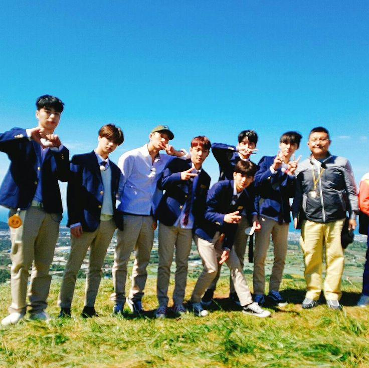 #iKON jtbc idol school trip