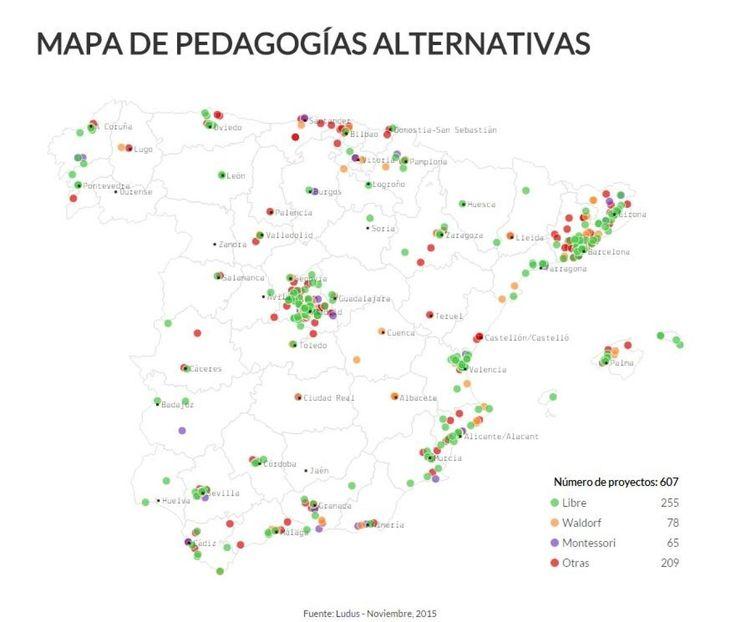 El boom de la educación libre en España. Noticias de Sociedad. En 2013 sólo había 40 escuelas libres en España. Hoy son más de 600 y no cubren ni de lejos la demanda. Más y más familias optan por un modelo que despierta tanto interés como escepticismo