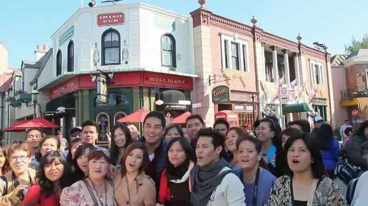 """This is the handsome Jed Madela with Marcelito Pomoy, Angeline Quinto, and the Filipino-British community living in London, England, U.K. once again singing the theme song, """"Da Best ang Pasko ng Pilipino"""" during the taping of the 2011 ABS-CBN Christmas Station ID, """"Da Best ang Pasko ng Pinoy."""" #JedMadela #DaBestPasko #DaBestangPaskongPilipino #DaBestangPaskongPinoy #ABSCBNChristmasStationID"""