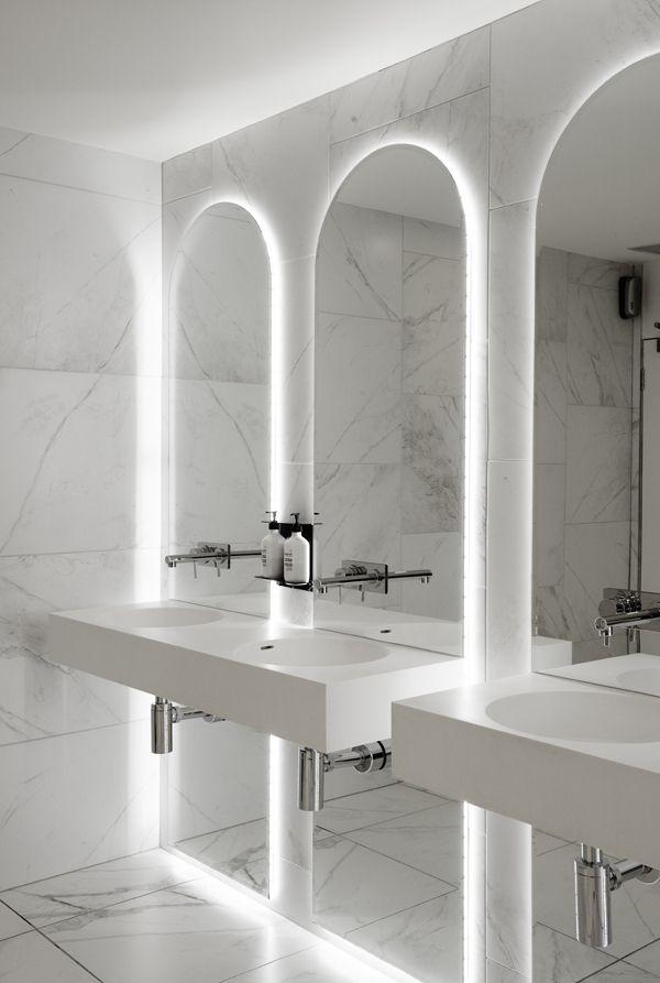 670 mejores imágenes sobre baños en Pinterest Baños contemporáneos - baos de lujo