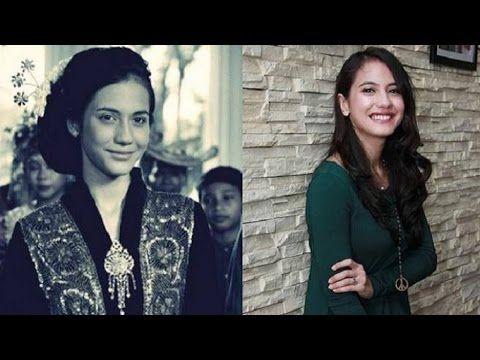 9 Istri Presiden Soekarno - YouTube