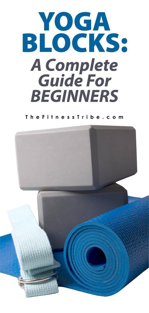 Yoga Blocks: A Complete Guide for Beginners