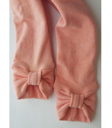 Tutorial: Bow cuffs for leggings – Nicholette Boyer-Milan