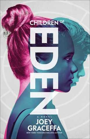 Cover Reveal: Children of Eden by Joey Graceffa - On sale October 4, 2016! #CoverReveal