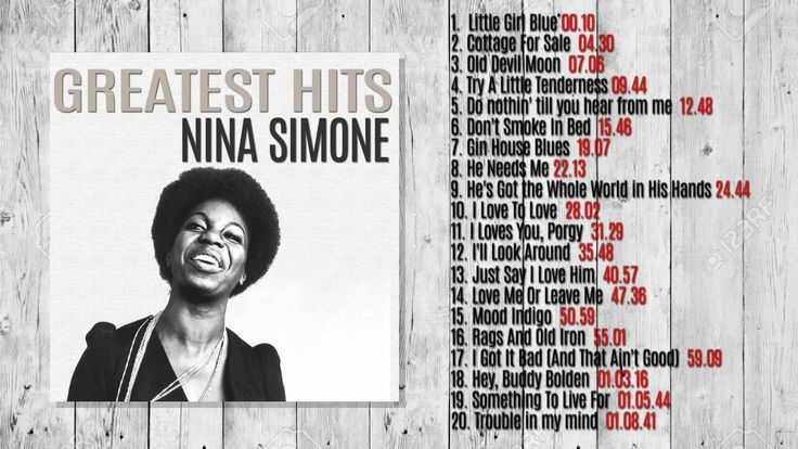 Nina Simone - GREATEST HITS (FULL ALBUM)