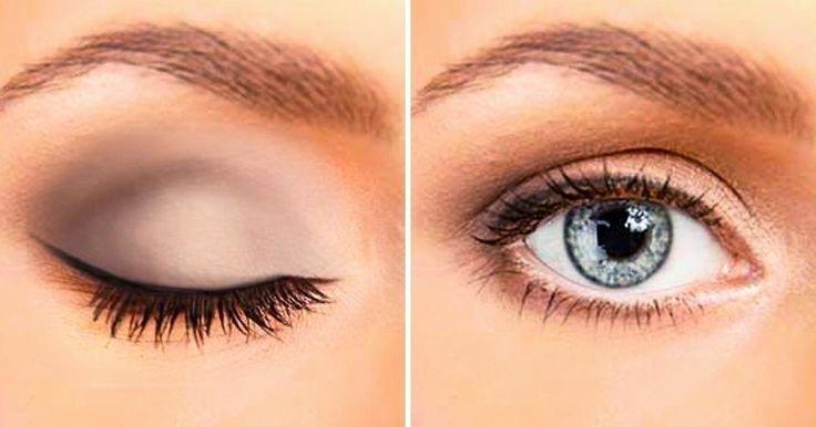Советы для макияжа глаз просто бесценны!