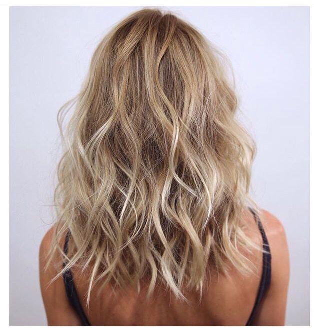 Hair length, style & color