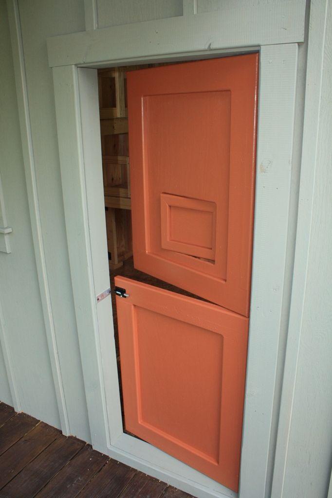 barn style door with peep window & 51 best DIY Playhouse Doors images on Pinterest | Luxury ... pezcame.com