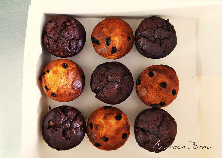 Stuffin' with my muffins