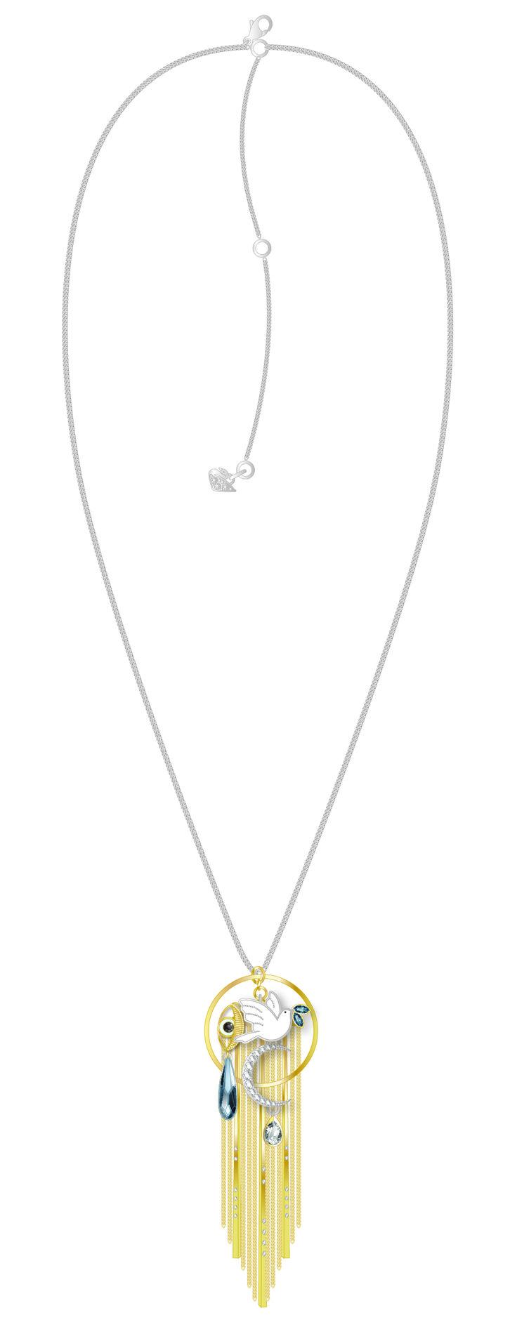 GIPSY long pendant