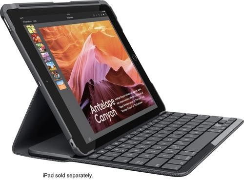 Review: Logitech Slim Combo Keyboard Case for 10.5 inch iPad