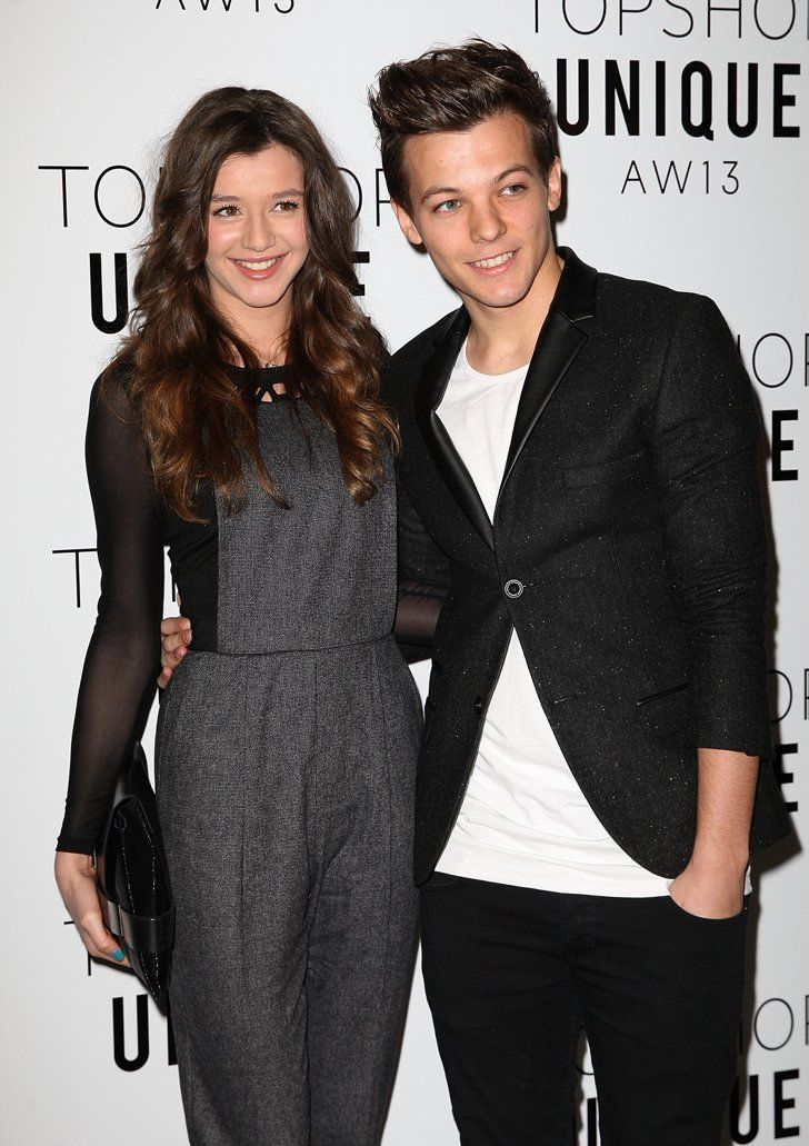 Pin for Later: 24 Celebrity Couples Who Have Split Up in 2015 Louis Tomlinson and Eleanor Calder