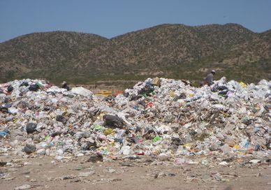 Contaminación en Mendoza