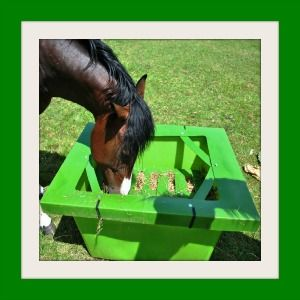Haysaver - the first slow feeder to be manufactured in the UK : Horse Feeders