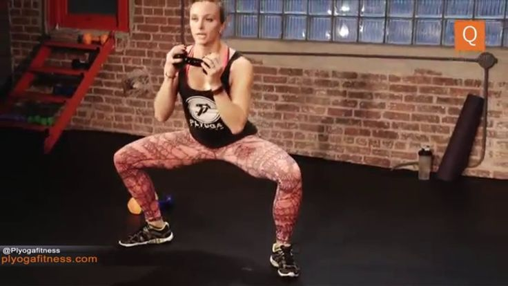 Stephanie's Half Hour of Power: Lunges and Core