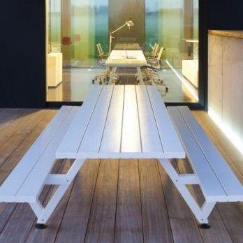 Table MARINA PICKNICK à 2 pieds - EXTREMIS