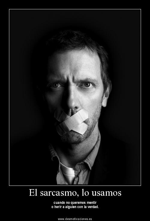 sarcasmo dr. house - Google Search