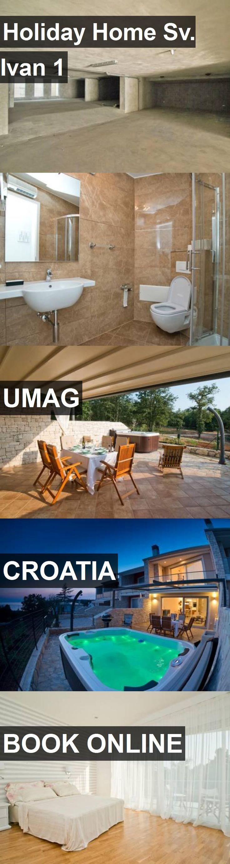 Hotel Holiday Home Sv. Ivan 1 in Umag, Croatia. For more information, photos, reviews and best prices please follow the link. #Croatia #Umag #travel #vacation #hotel