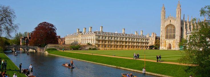 Testimonio de María en Cambridge | Au Pair Conecta