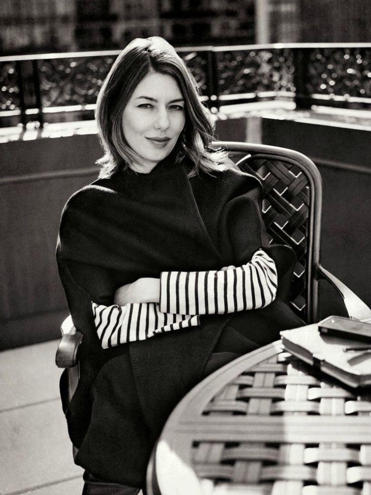 Sofia Coppola: Paris Fashion, Inspiration, Long Hair, Sofia Coppola, Style Icons, Sebastian Kim, Magazines, Stripes, Sofiacoppola