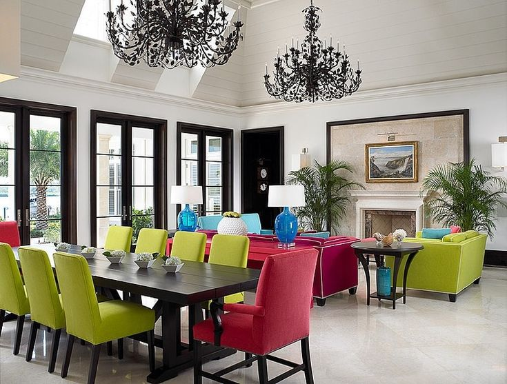 Find This Pin And More On JADALNIA DINING ROOM Florida Beachfront Residence