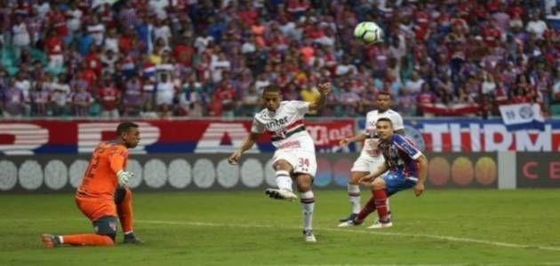 Sao Paulo X Bahia Ao Vivo Online Brasileirao Campeonato