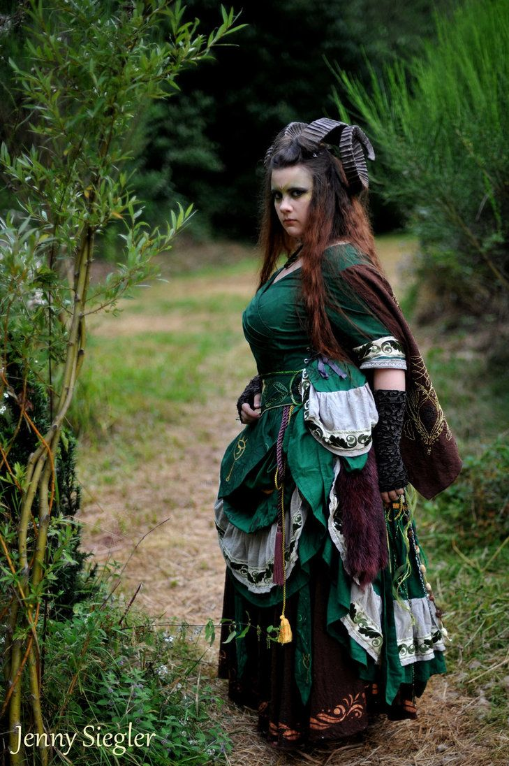 Witch   Witch Ritual Dress 2.1 by ~corsetiere on deviantART