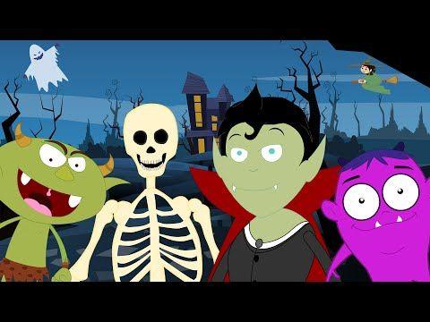 youtube halloween music