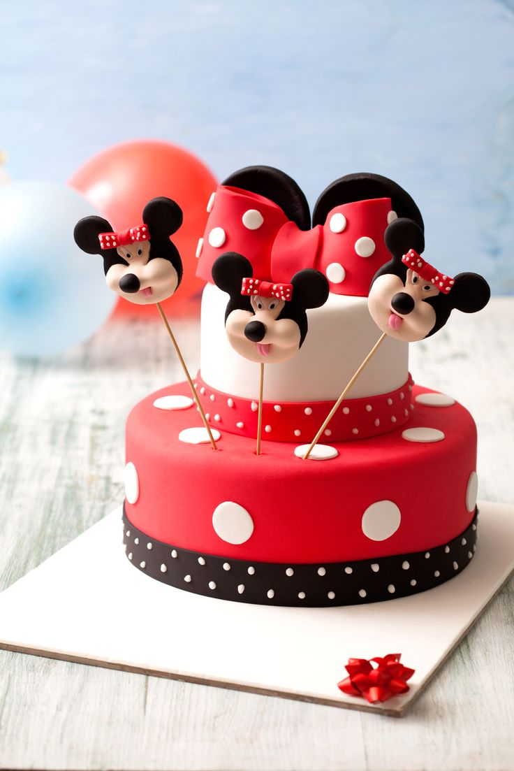 Birthday Cake - Mickey Mouse