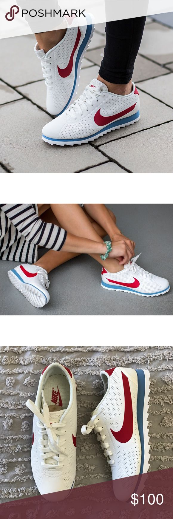 Nike Cortez Ultra Moire Sneakers •The Nike Cortez Ultra Moire Women's Shoe revamps Nike's first running shoe with a modern appeal.  •Women's 7, true to size.  •New in box, no lid.  •NO TRADES/HOLDS/PAYPAL/MERC/VINTED/NONSENSE. Nike Shoes Sneakers