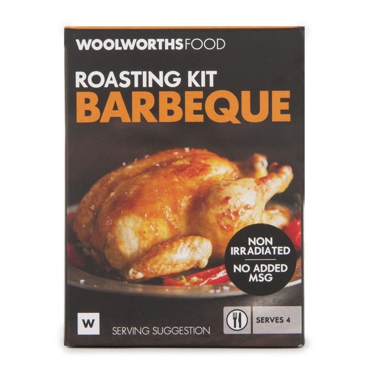 Barbeque Roasting Kit 30g
