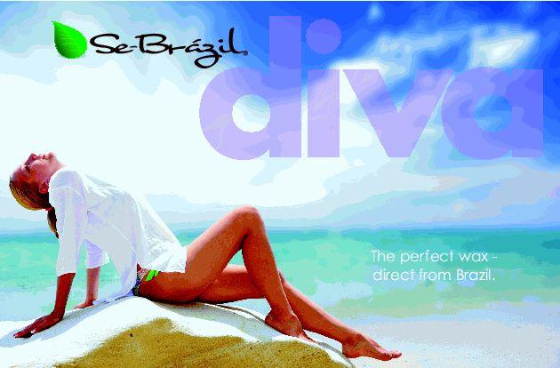 Se-Brazil Wax Products - Diva Hard Wax