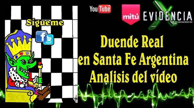 Duende Real Santa Fe Argentina, Análisis del Vídeo.