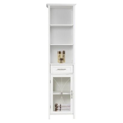 this is the type of shelving unit we need for the bathroom why do