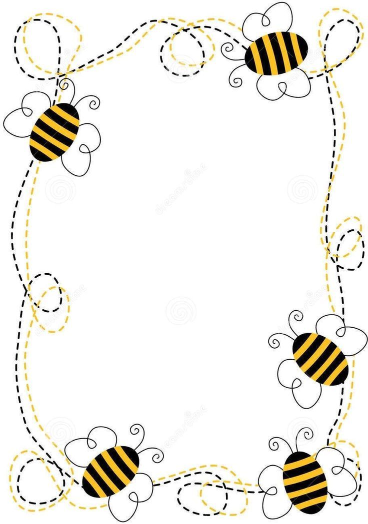 Lovelies Bees, Cute Doodle, Bee Doodle, Bumblebee, Cute Bees