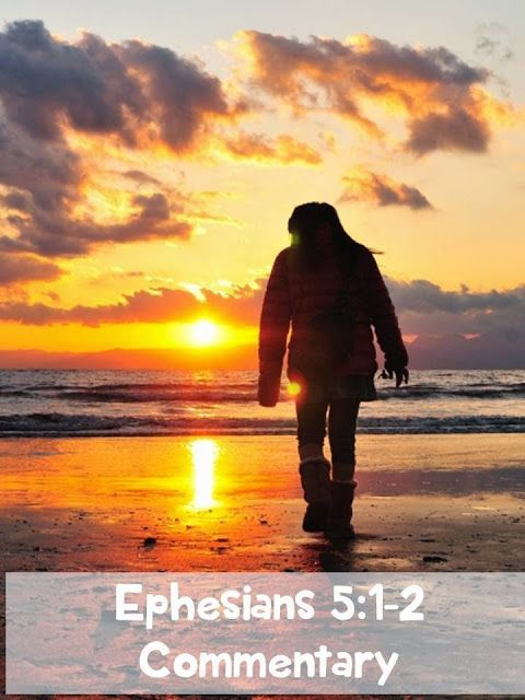 Visit this blog for a free Ephesians 5: 1-2 commentary. The video summary covers this bible verse:  Imitate God, therefore, in everything you do, because you are his dear children.  Live a life full of love, following the example of Christ.  You will also find printable art prints for Christian Jesus loving home decor.
