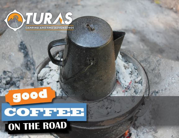 You can't beat the aroma and taste of a good cup of coffee first thing in the morning  when on the road or out camping.  For those of us who love an early morning  hit of caffeine we th
