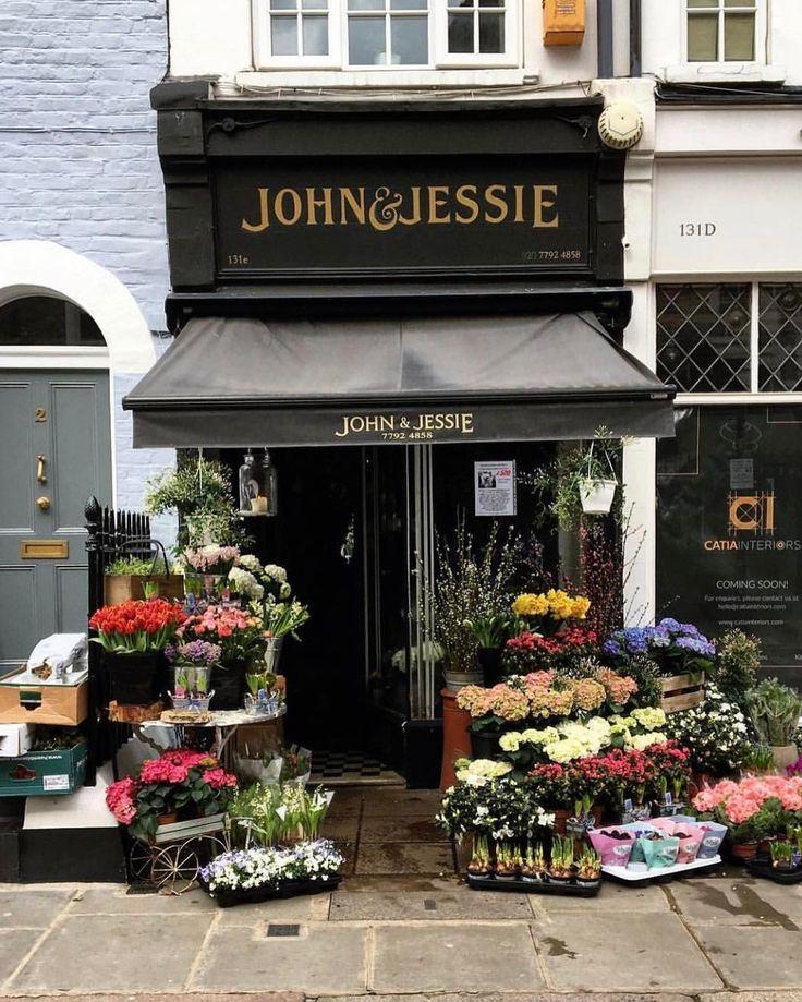 Kensington London Kensington London Flower Market Kensington Street