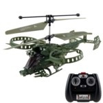 Avatar Rechargeable 3.5-Channel Infrared Helicopter Airplane Copter Toy with Remote Control/ LED Light