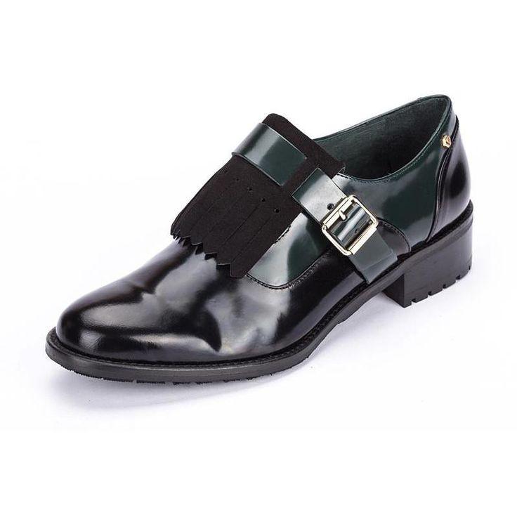 Zapatos Shuji en negro, ¡perfectas!