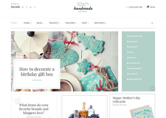 20 Best WordPress WooCommerce Themes To Boost Sales in Holiday Season