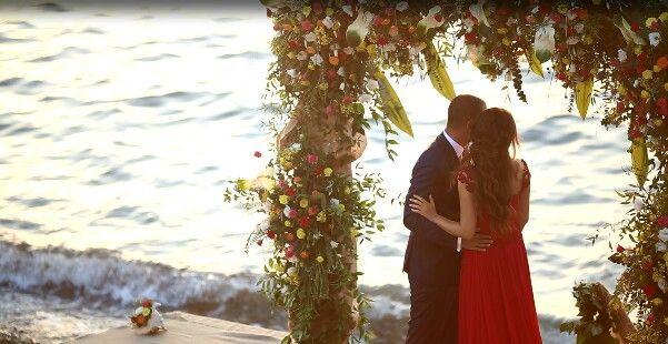 #nişan #engagement #decor #cubmackerel #beach #izmir #davetvarorgnizasyon #foça