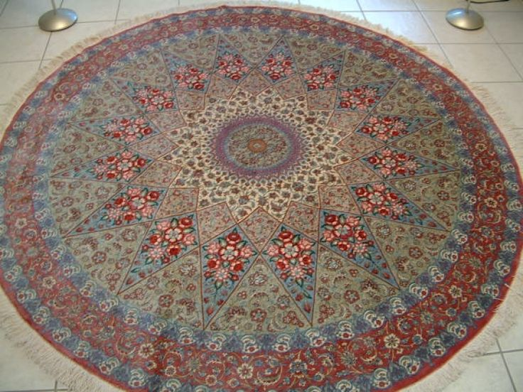 Round Rugs Modern Area All Old Homes