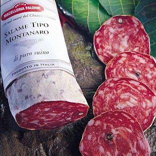 Uzené speciality - Gustini.cz Italské speciality, lahůdky, italské pochoutky, Italské potraviny a speciality
