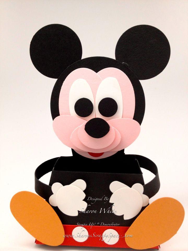 Mickey Punch Art