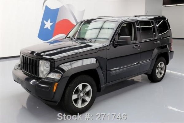 Used 2008 Jeep Liberty for Sale in Grand Prairie, TX – TrueCar