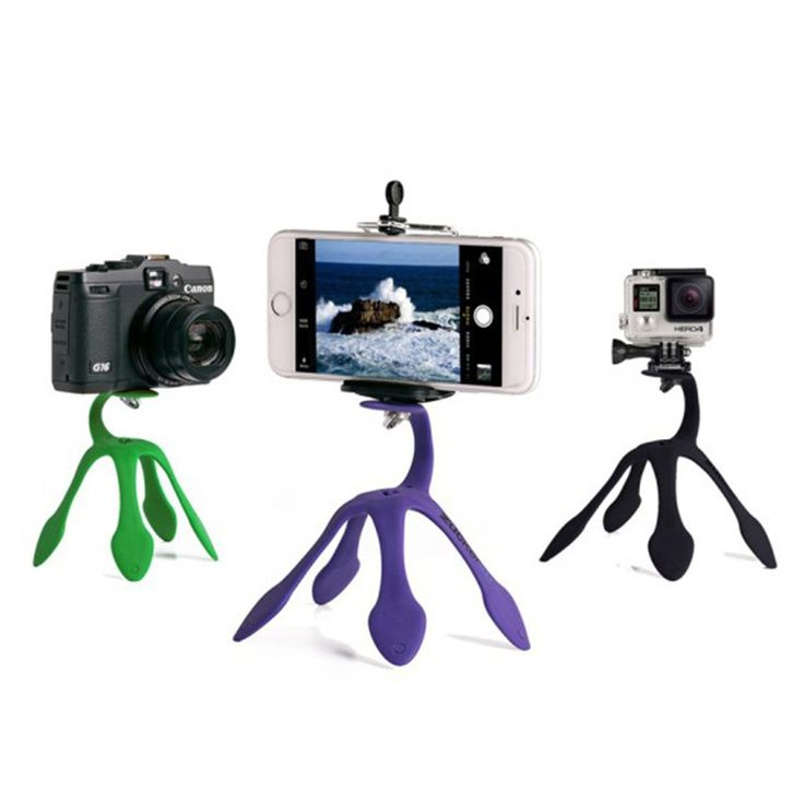Flexible Phone Tripod    $ 9.95 and FREE Shipping    Tag a friend who would love this!    Buy one here---> https://memorablegiftideas.com/flexible-phone-tripod/    Active link in BIO      #design #sale Flexible Phone Tripod