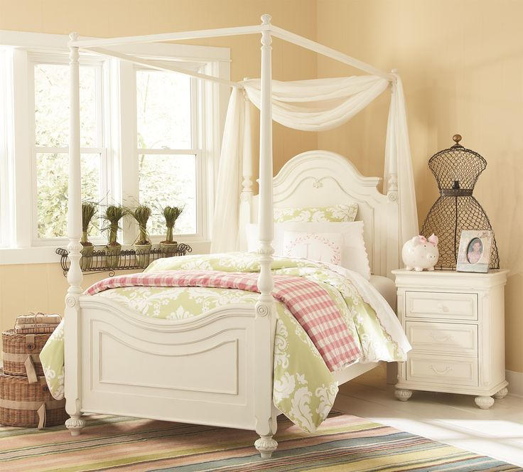 Canopy Bedroom Sets Girls 15 best little girl canopies images on pinterest | 3/4 beds