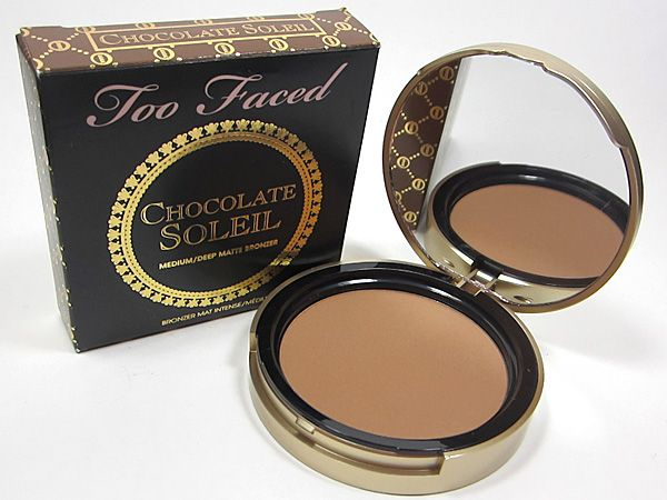 Too Faced Chocolate Soleil Bronzer Review | Beautiful Makeup Search